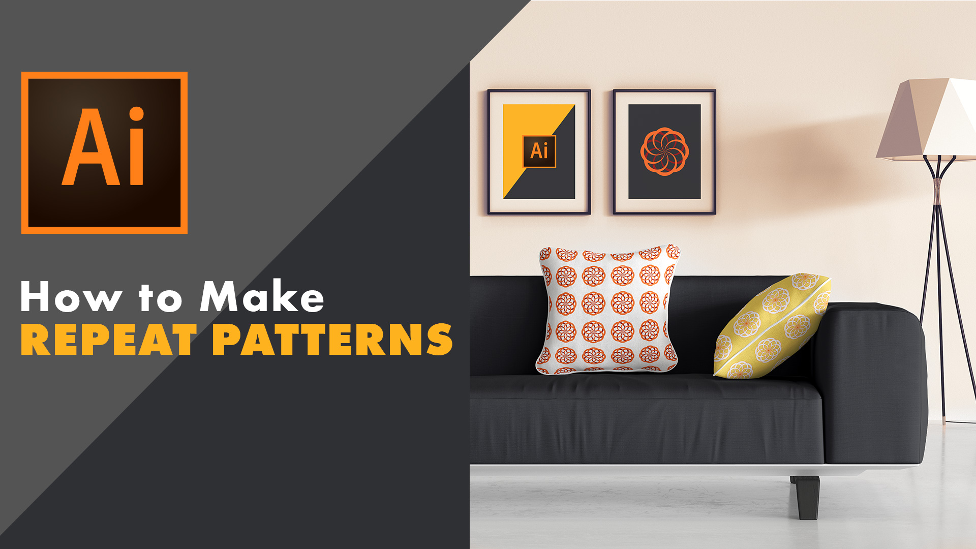 How to Make Repeat Patterns in Illustrator